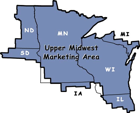 Upper Midwest Marketing Area